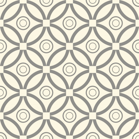 geometric: abstract seamless ornament pattern