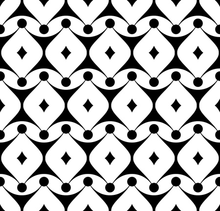 abstract seamless ornament pattern vector illustration Stock Vector - 15638261