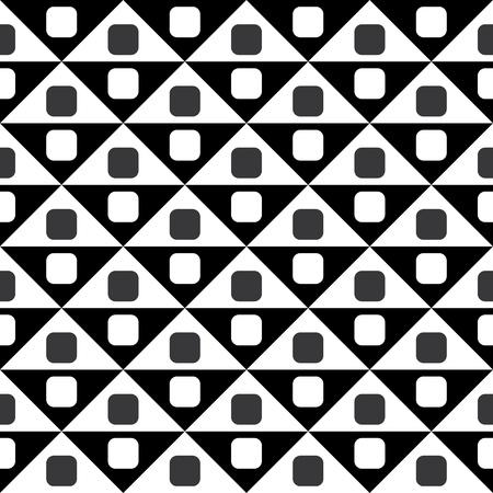 square detail: resumen patr?n sin fisuras ornamento ilustraci?n vectorial