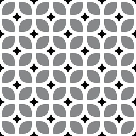 abstract seamless ornament pattern illustration Vector