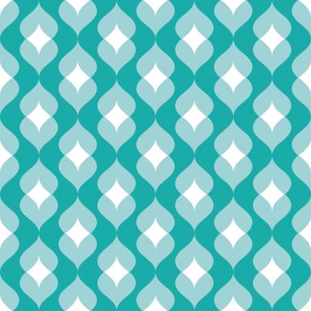 抽象的なシームレスな飾りパターン ベクトル図