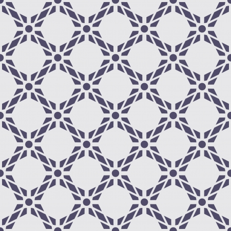 textile design: abstract seamless ornament pattern