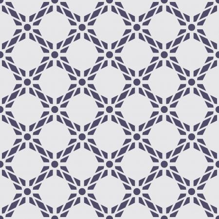 tessile: astratto modello senza soluzione di continuit? ornamento Vettoriali