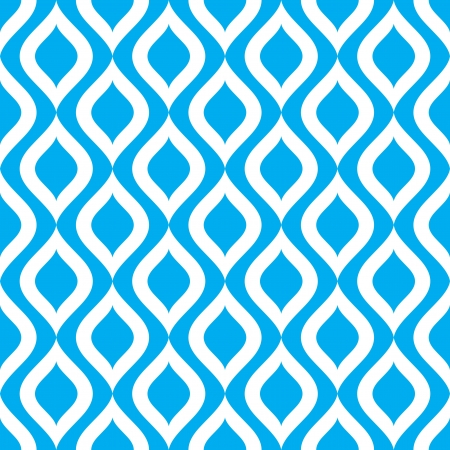 repeating pattern: abstract seamless ornament pattern   Illustration