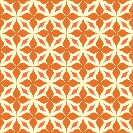 abstract seamless ornament pattern vector illustration Stock Vector - 22094931