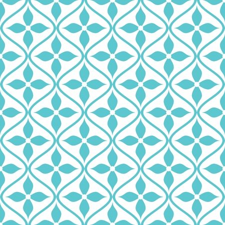 abstract seamless ornament pattern vector illustration Illustration