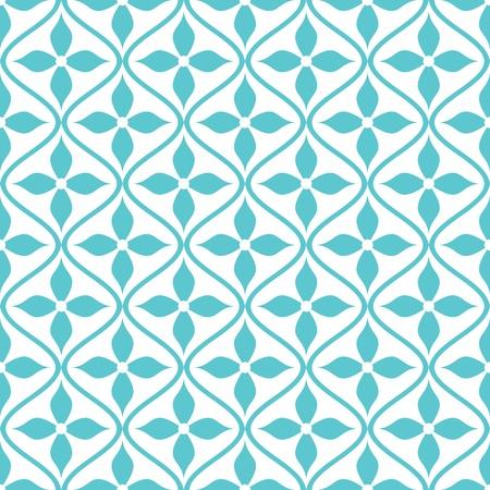 abstracte naadloze ornament patroon vector illustratie