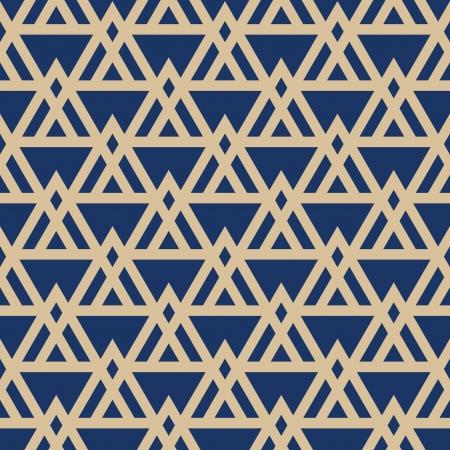 abstract seamless ornament pattern vector illustration Иллюстрация