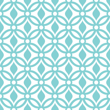 abstract seamless ornament pattern