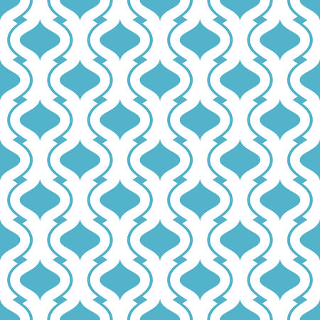 textile design: abstract seamless ornament pattern vector illustration Illustration