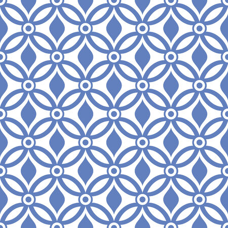 abstract seamless ornament pattern vector illustration 일러스트
