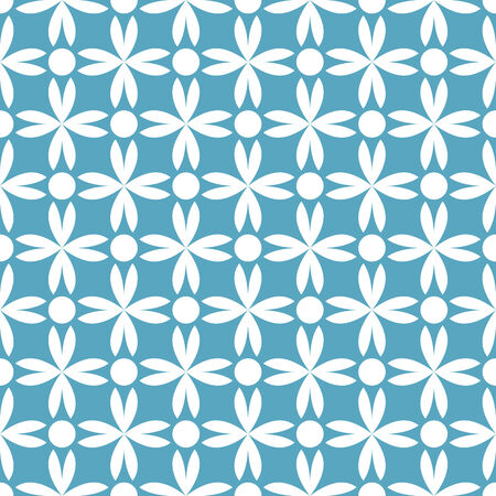 abstract seamless ornament pattern vector illustration Vector