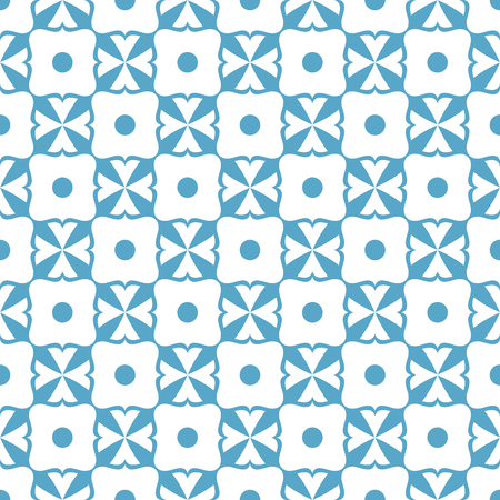 abstract seamless ornamental pattern vector illustration