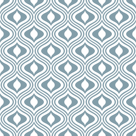 Abstract seamless pattern. Repeating endless background. Vector illustration