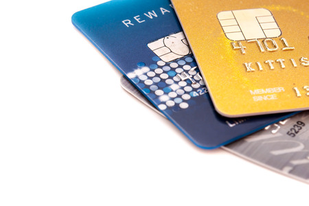 bankcard: Creit card for background