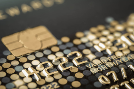 bankcard: Credit card background