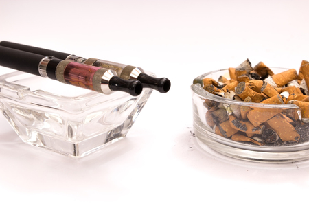 E-cigarette more cleaner than cigarettes