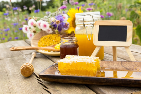 naturally: A table full of good products from beekeeping