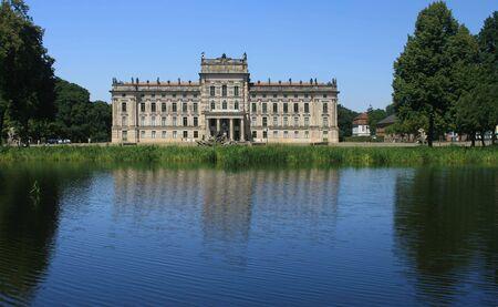 Ludwigslust Castle (Mecklenburg-Vorpommern, Germany). Stock Photo - 4362100