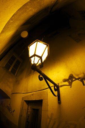 a nocturne: a light