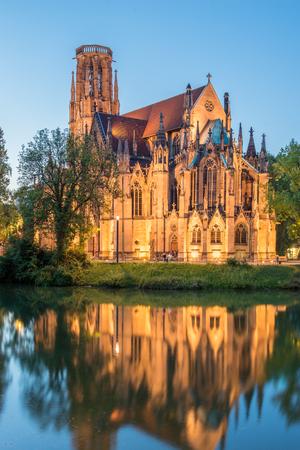 Stuttgart Feuersee, Germany