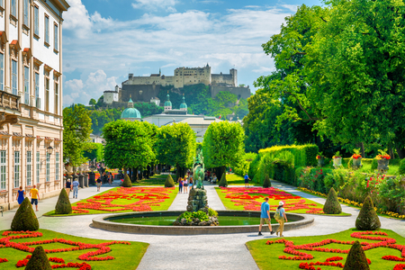 austria: Salzburg, Austria