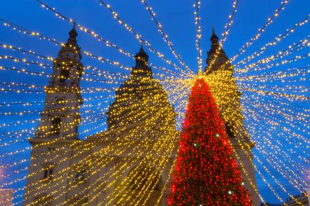 Christmas Market Budapest, Hungary