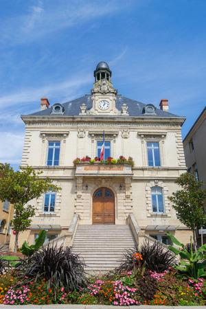 City Hall of Trévoux - France