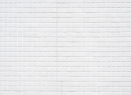 White ceramic tiles wall,background