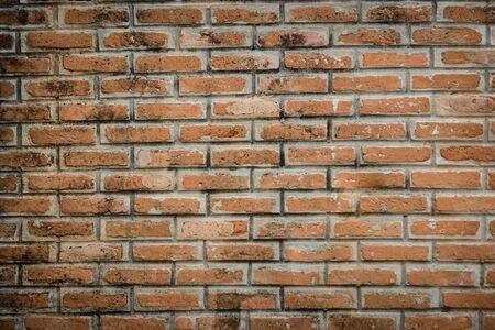old brick wall: Old brick wall background.