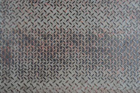 rusty background: rusty metal floor background