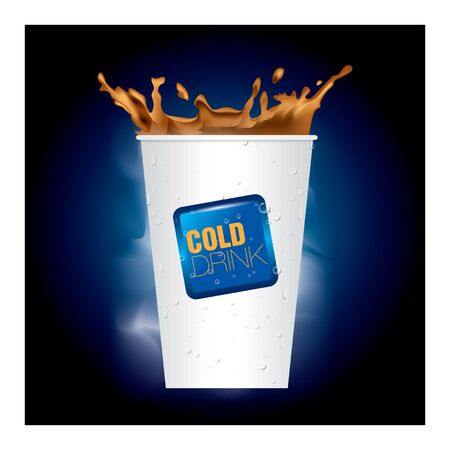 potation: Cold drink