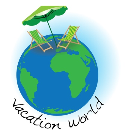 World Relax Vector