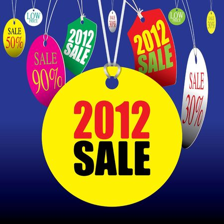 illustrating: 2012 Sale