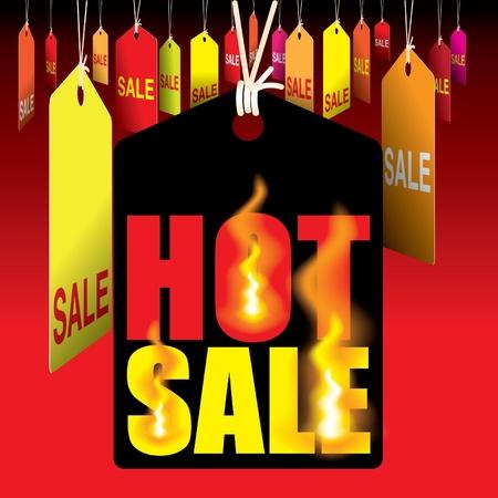 Hot Sale Illustration