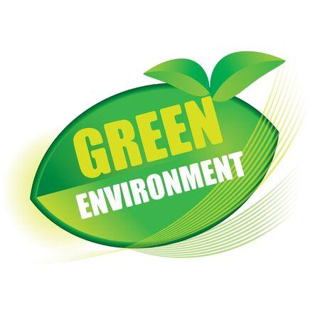 Green Environment Stock Vector - 14387436
