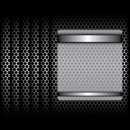 pavimento lucido: metallo sfondo