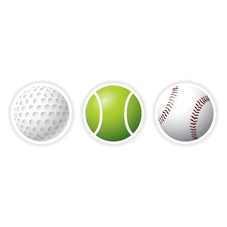 Balls Sport impostato
