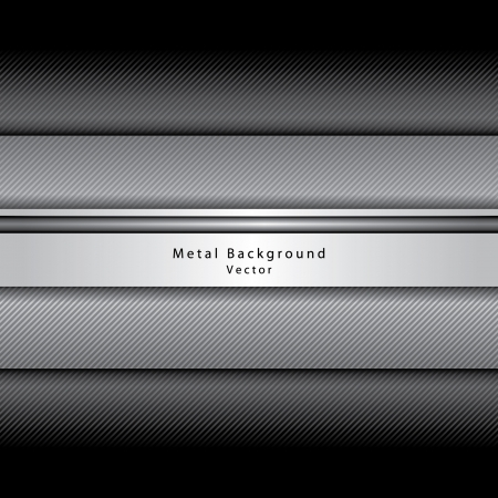 polished: Metal de fondo