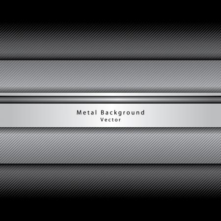 pavimento lucido: Metallo sfondo Vettoriali