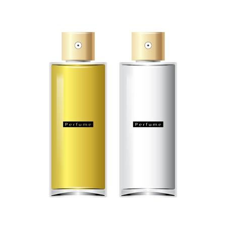 bottle of perfume Stock Vector - 16476411