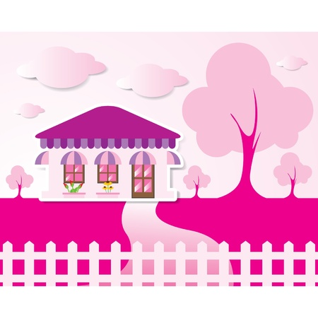 vector Home Stock Vector - 16644225