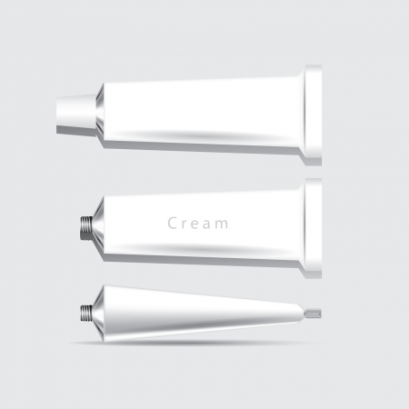 Tube for cream