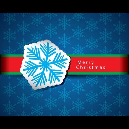 Christmas card vector Stock Vector - 16644300