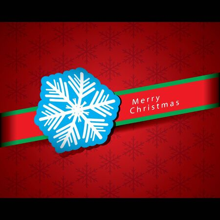 Christmas card vector Stock Vector - 16644301