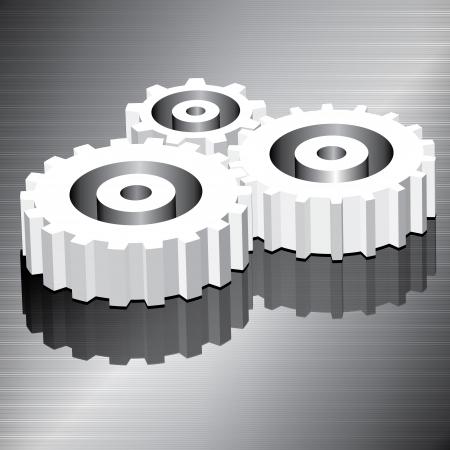 metal Gear vector 矢量图像