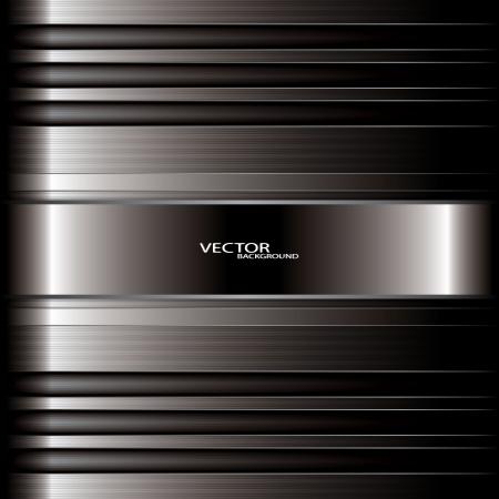 metal background vector Vector