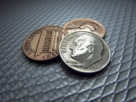US Dollar Coins collection photo