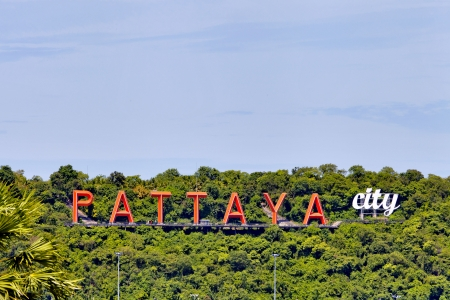 PATTAYA THAILAND 免版税图像 - 22923977