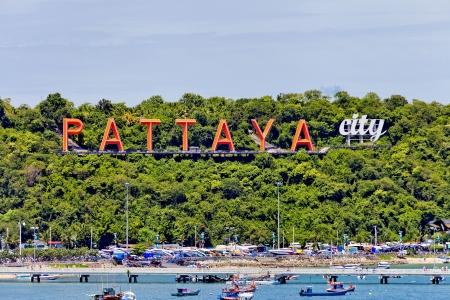 SEA Pattaya Thailandia Archivio Fotografico - 22907303